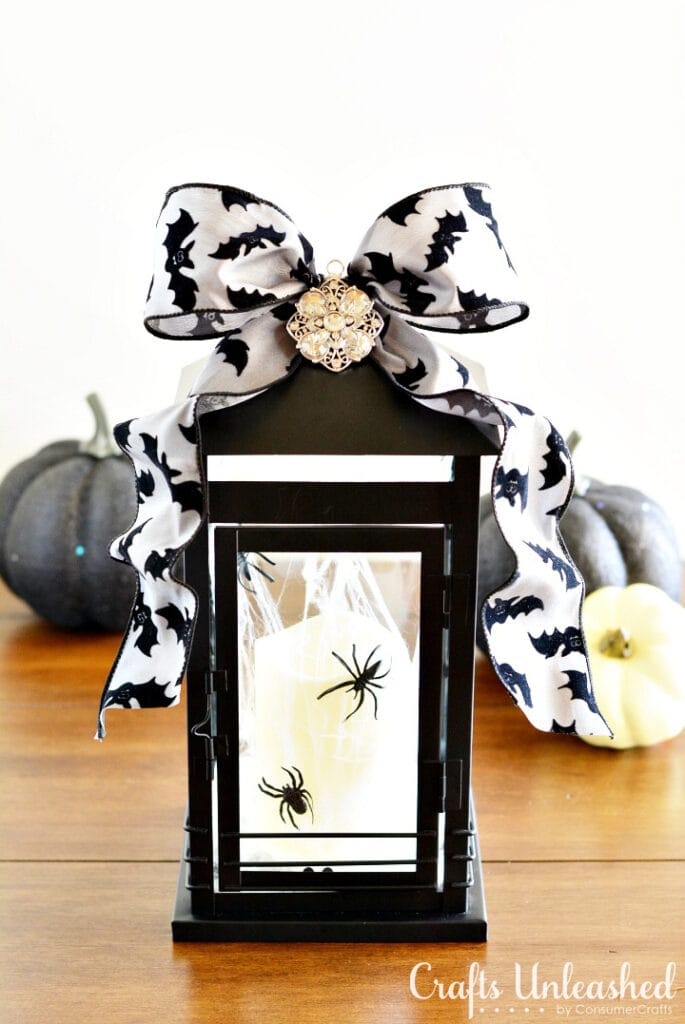 Candle Lantern: These 30 DIY Halloween Decorations That Are Wickedly Creative will save you money and allow your creativity to flourish