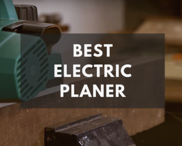 best electric planer