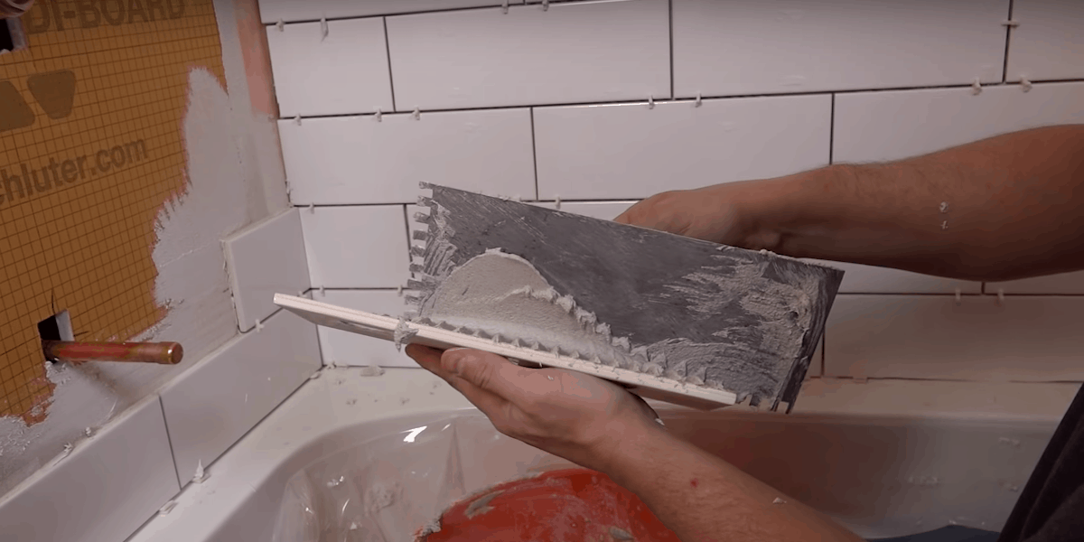 Choose the Best Grout for Shower Tile And Have it Last - The Saw Guy