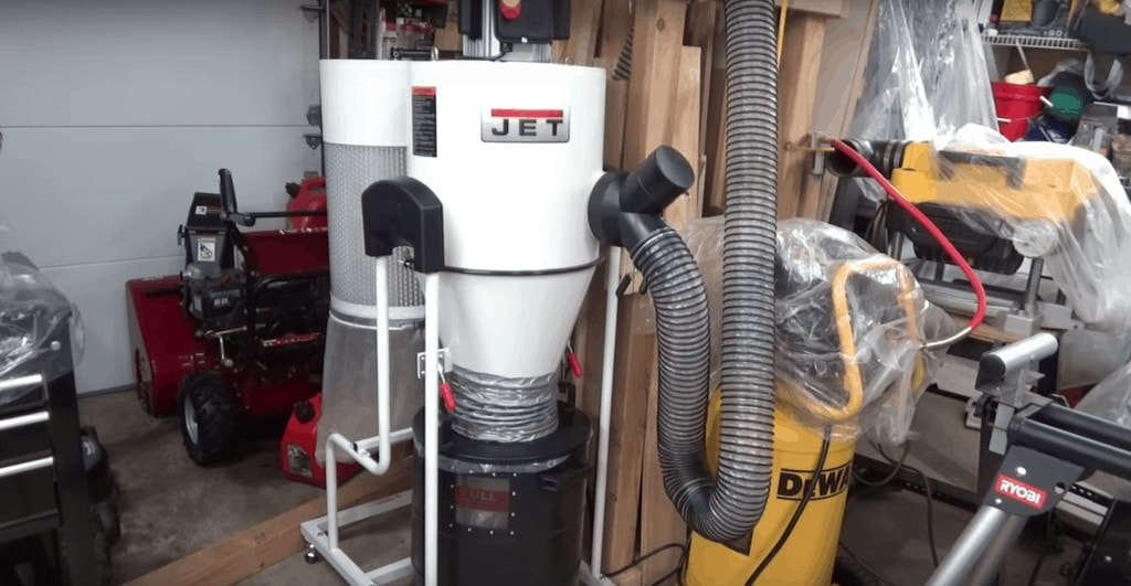 Cyclone Dust Collector: What You Need to Know - The Saw Guy