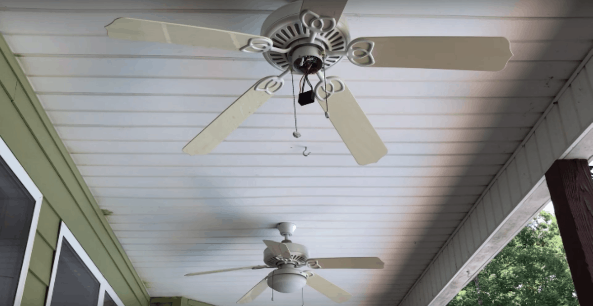 How To Fix A Ceiling Fan Troubleshoot