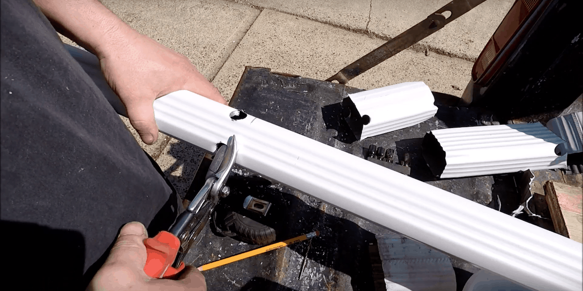 How To Cut Aluminum Downspout A Guide For A Rainy Day