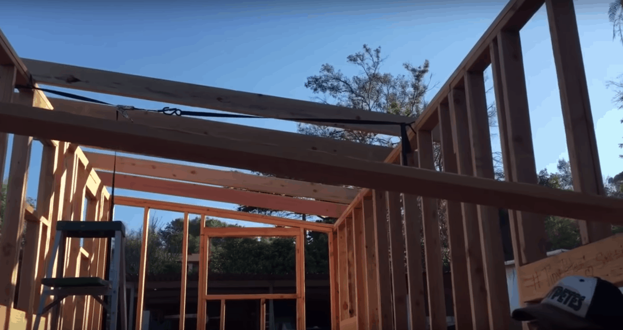 how to cut rafter birdsmouth
