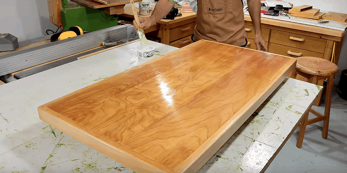 how to lacquer wood