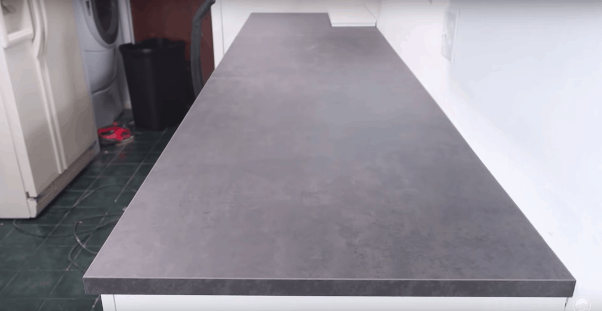How To Laminate Countertop