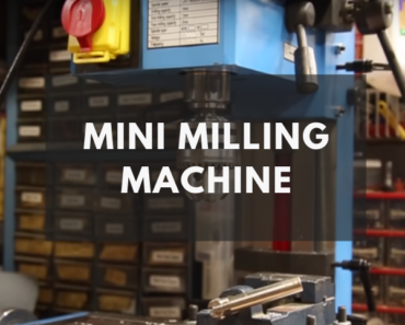 mini milling machine