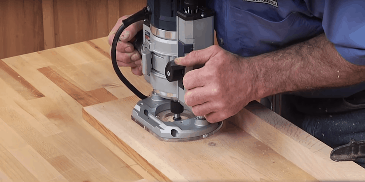 Plunge Router Vs Fixed Base Router Do You Need Both