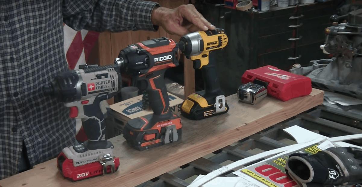 Porter Cable vs  DeWalt – Power Tool Brand Showdown - The