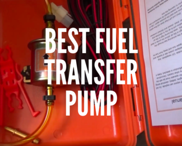 Best Fuel Transfer Pump