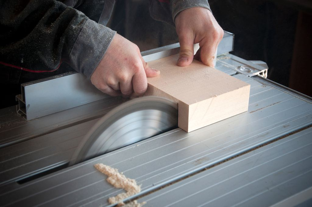 Six Essential Woodworking Supplies