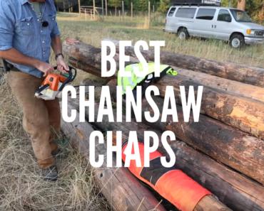 Best Chainsaw Chaps