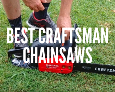 Best Craftsman Chainsaws