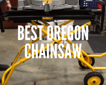 Best Oregon Chainsaw