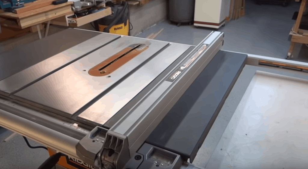 Best Ridgid Table Saw