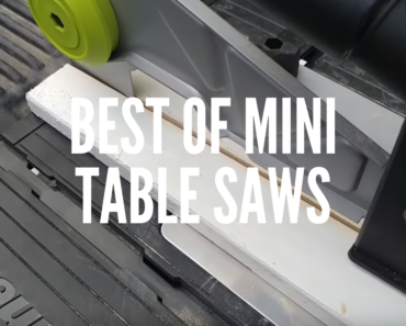 Best of Mini Table Saws