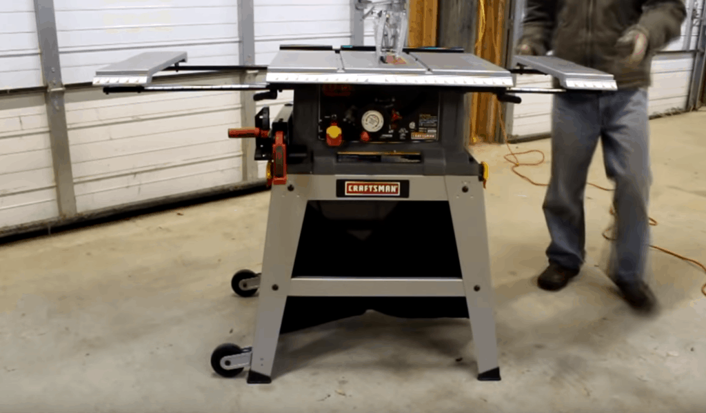 Craftsman 10 Table Saw Guide