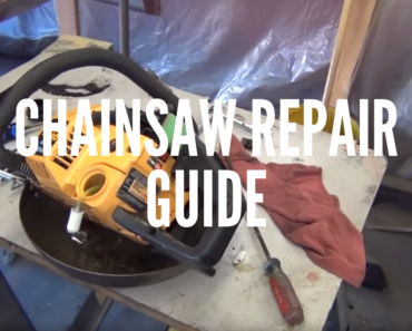Chainsaw Repair Guide