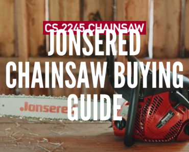Jonsered Chainsaw Buying Guide