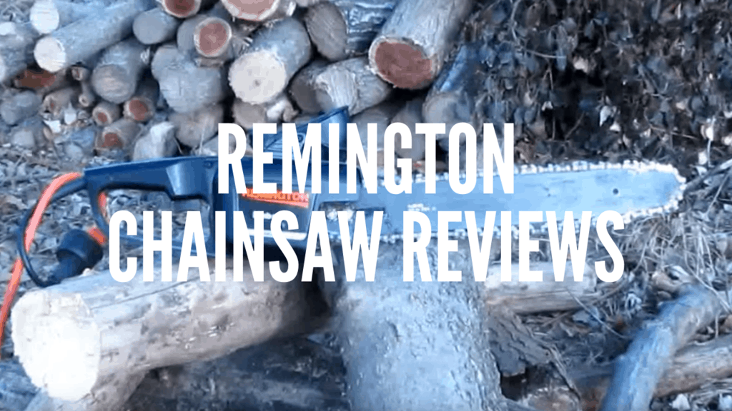 Remington Chainsaw Reviews 1