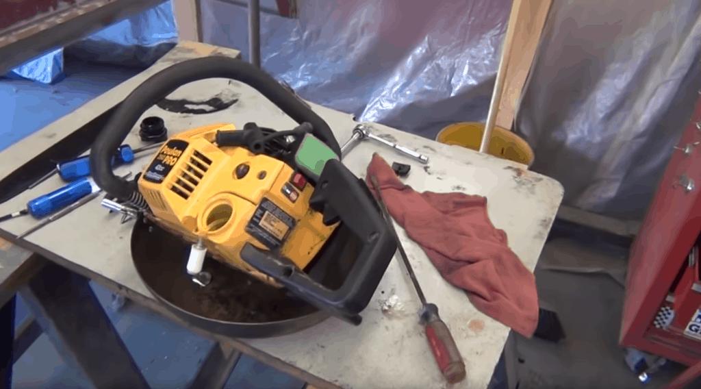 Chainsaw Repair Guide